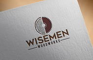 Wisemen Woodworks Logo - Entry #49