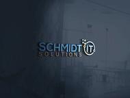 Schmidt IT Solutions Logo - Entry #157