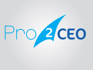 PRO2CEO Personal/Professional Development Company  Logo - Entry #111