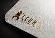 Leah's auto & nail lounge Logo - Entry #40
