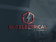 BLC Electrical Solutions Logo - Entry #275