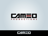 CAMEO PRODUCTIONS Logo - Entry #25