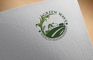 Green Wave Wealth Management Logo - Entry #277