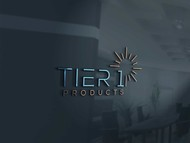 Tier 1 Products Logo - Entry #54
