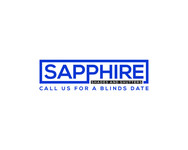 Sapphire Shades and Shutters Logo - Entry #137