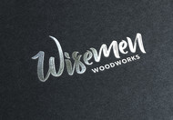 Wisemen Woodworks Logo - Entry #211
