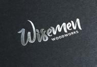 Wisemen Woodworks Logo - Entry #211