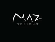 Maz Designs Logo - Entry #402