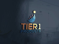 Tier 1 Products Logo - Entry #503