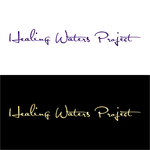 The Healing Waters Project Logo - Entry #67