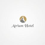 Atrium Hotel Logo - Entry #108