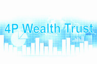 4P Wealth Trust Logo - Entry #159