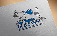 OCD Canine LLC Logo - Entry #218