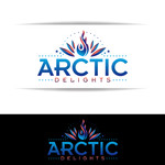 Arctic Delights Logo - Entry #228