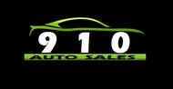 910 Auto Sales Logo - Entry #23