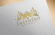 Shepherd Drywall Logo - Entry #12