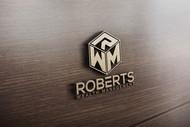Roberts Wealth Management Logo - Entry #542