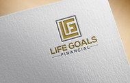 Life Goals Financial Logo - Entry #80