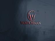 Watchman Surveillance Logo - Entry #31