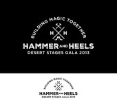 Hammer and Heels Logo - Entry #8
