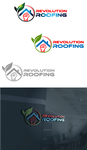 Revolution Roofing Logo - Entry #532