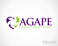 Agape Logo - Entry #159