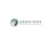 Green Wave Wealth Management Logo - Entry #354
