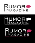 Magazine Logo Design - Entry #80