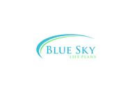 Blue Sky Life Plans Logo - Entry #293