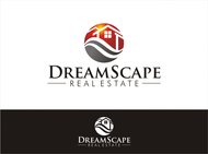 DreamScape Real Estate Logo - Entry #32
