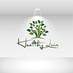 Healthy Livin Logo - Entry #382