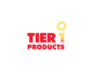 Tier 1 Products Logo - Entry #395