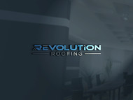 Revolution Roofing Logo - Entry #203