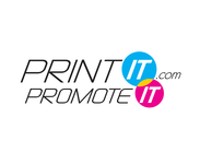 PrintItPromoteIt.com Logo - Entry #274