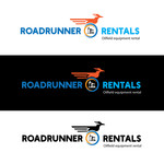 Roadrunner Rentals Logo - Entry #104