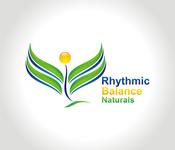 Rhythmic Balance Naturals Logo - Entry #118