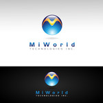 MiWorld Technologies Inc. Logo - Entry #4