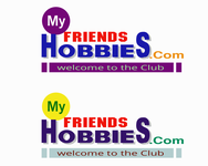 MyFriendsHobbies.com Logo - Entry #26