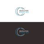 Revolution Roofing Logo - Entry #338