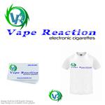 Vape Reaction Logo - Entry #145