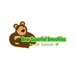 Bear Essential Smoothies Logo - Entry #8