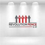 Revolution Fence Co. Logo - Entry #265