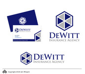 """DeWitt Insurance Agency"" or just ""DeWitt"" Logo - Entry #178"