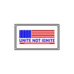 Unite not Ignite Logo - Entry #183