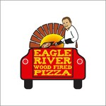 Eagle River Wood Fired Pizza Logo - Entry #22