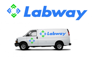 Laboratory Sample Courier Service Logo - Entry #47