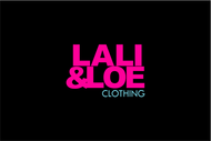 Lali & Loe Clothing Logo - Entry #38
