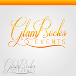 Glamrocks Events needs your design skills! Logo - Entry #36