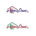 uHate2Paint LLC Logo - Entry #123