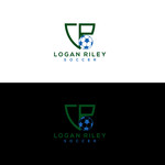 Logan Riley Soccer Logo - Entry #28